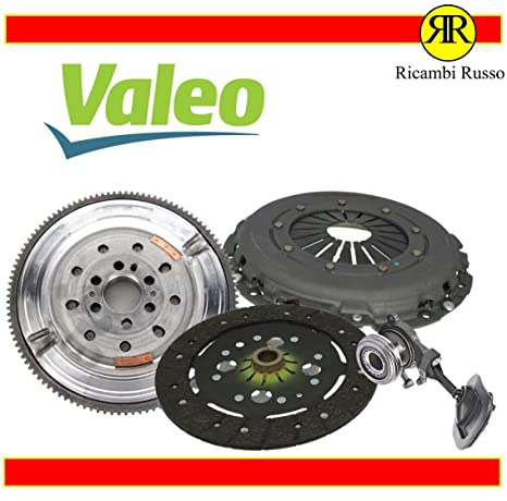 Kit Embrague y volante + Almohadilla Valeo Color Código 836034 826814 804557