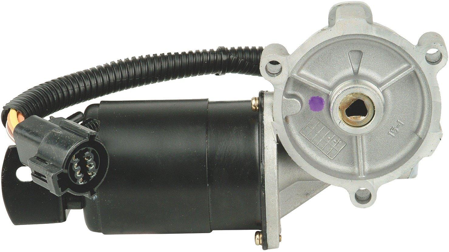 Cardone 48-202 Remanufactured Transfer Case Motor by A1 Cardone