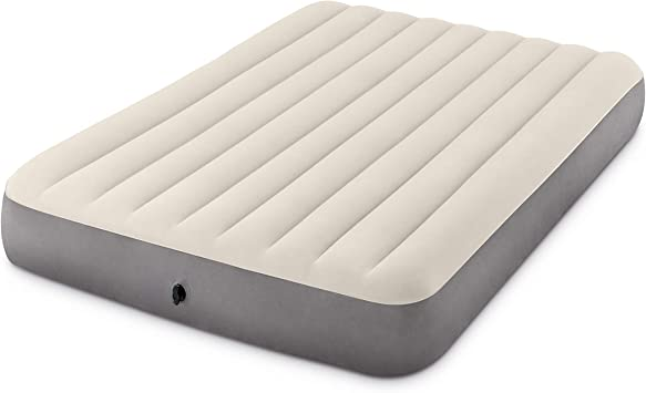 Intex Dura-Beam Standard Series Deluxe Single-High Airbed