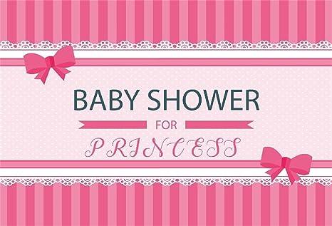 Amazoncom Laeacco Baby Shower Backdrops 8x65ft Vinyl Photography