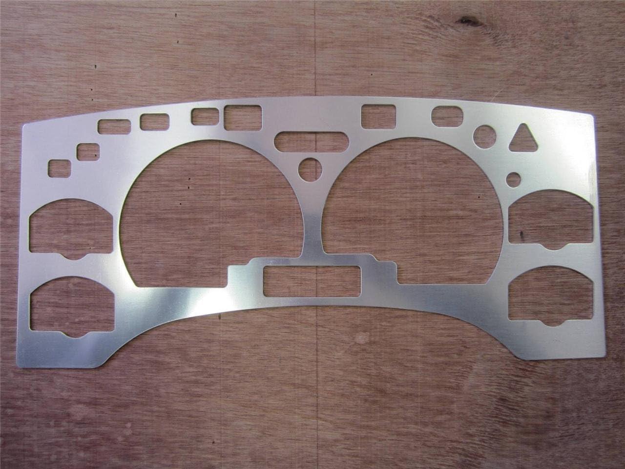APC 1995 1996 1997 Chevy S10 Blazer w/Tachometer RPM Gauge Bezel Cluster Dash Trim - Aluminum