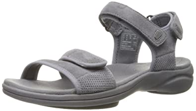 Womens Sandals Clarks InMotion Sail Denim