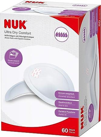 NUK 700628 - Discos de lactancia (60 unidades): Amazon.es: Bebé