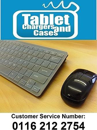 Negro Teclado inalámbrico y ratón para LG 42LA620S-ZA Smart TV: Amazon.es: Electrónica