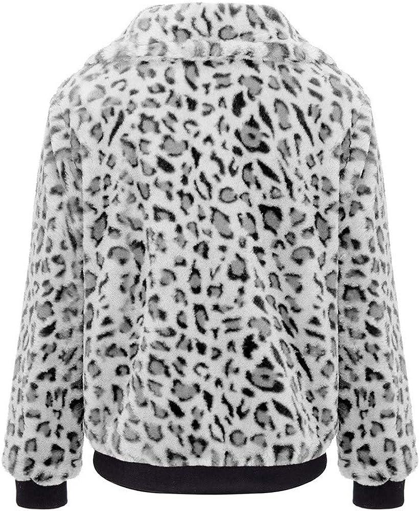 Aiserkly Womens Baroque Leopard Scarf Print Long Sleeve Zip Bomber Jacket Ladies Cardiganc Coat Tops Oversized Outwear Biker Jackets 10-18