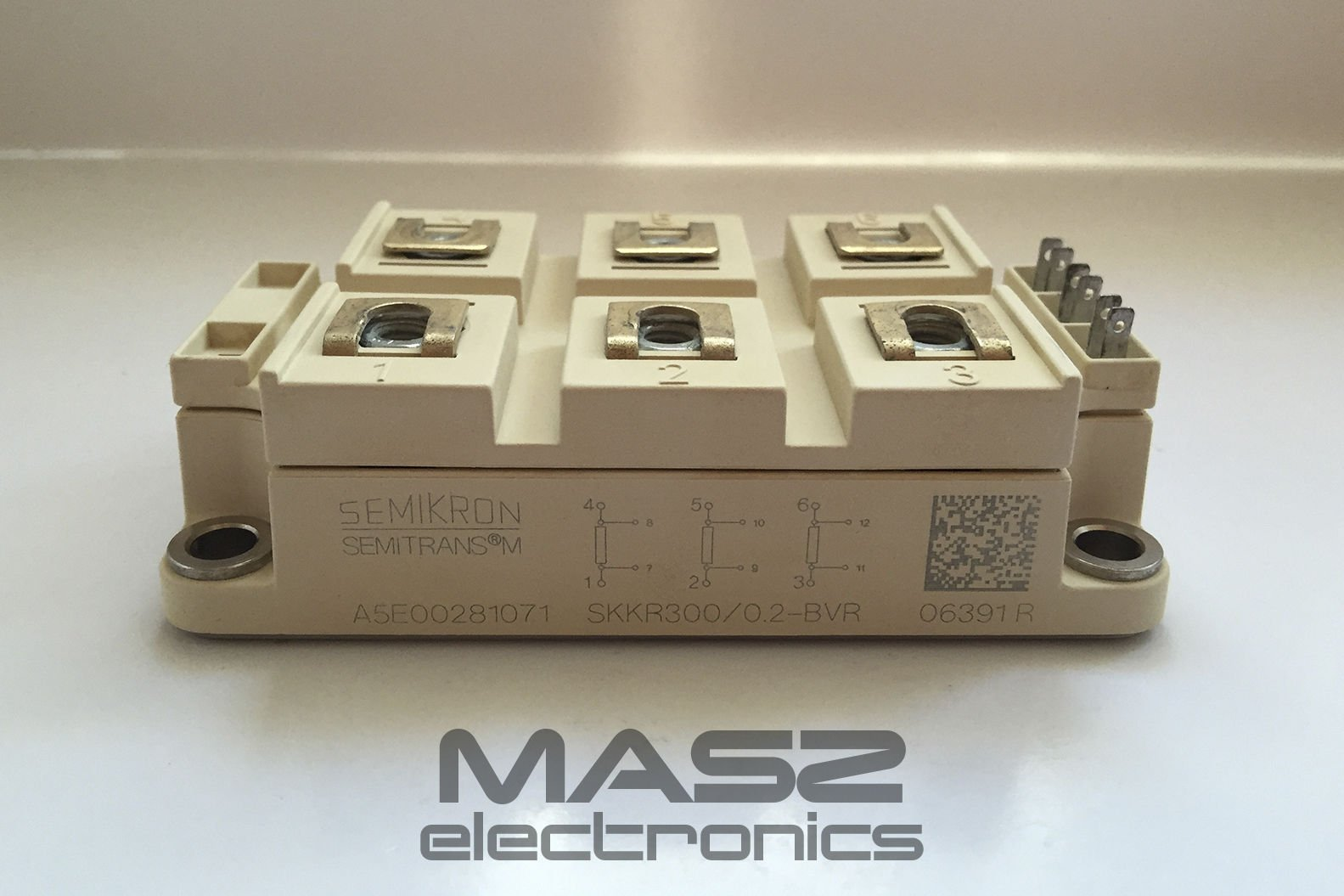Semikron - New Skkr300/0.2-Bvr Semikron Module Original