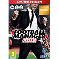 FOOTBALL MANAGER 2018 - Limited Edition ( French )