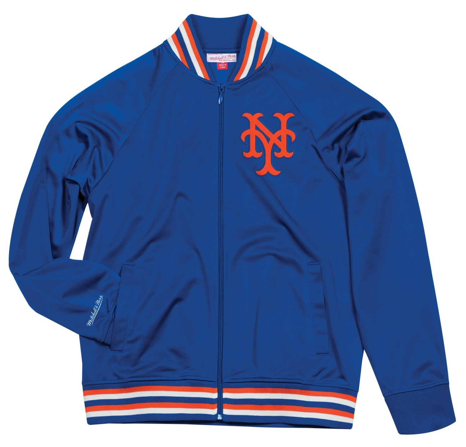 separation shoes 57a3a b2264 Amazon.com : New York Mets Mitchell & Ness MLB Men's