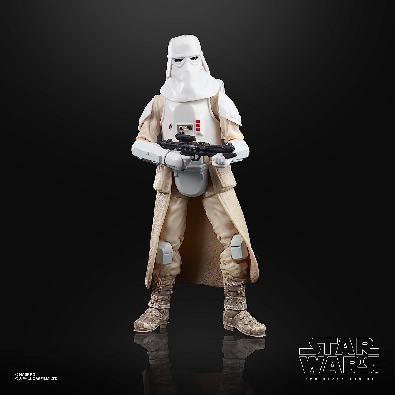 Star Wars The Black Series Schneetruppler des Imperiums 15 cm gro/ße Imperium schl/ägt zur/ück 40-j/ähriges Jubil/äum Figur