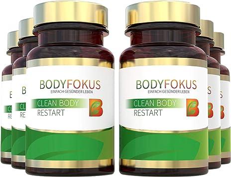 Bodyfokus clean body restart kritik