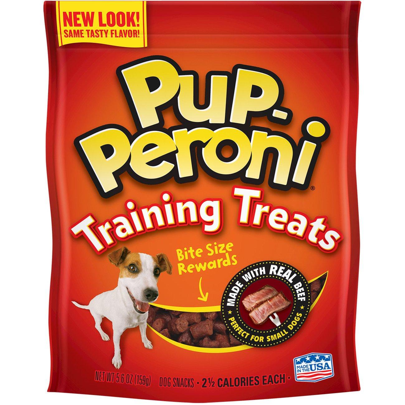 Pup-Peroni Training Treats, 5.6Oz