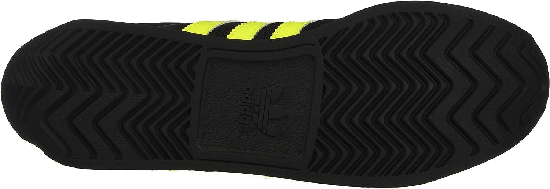 adidas Country OG, Entraînement de Course Homme Multicolore Multicolore Cblack Syello Vinwht