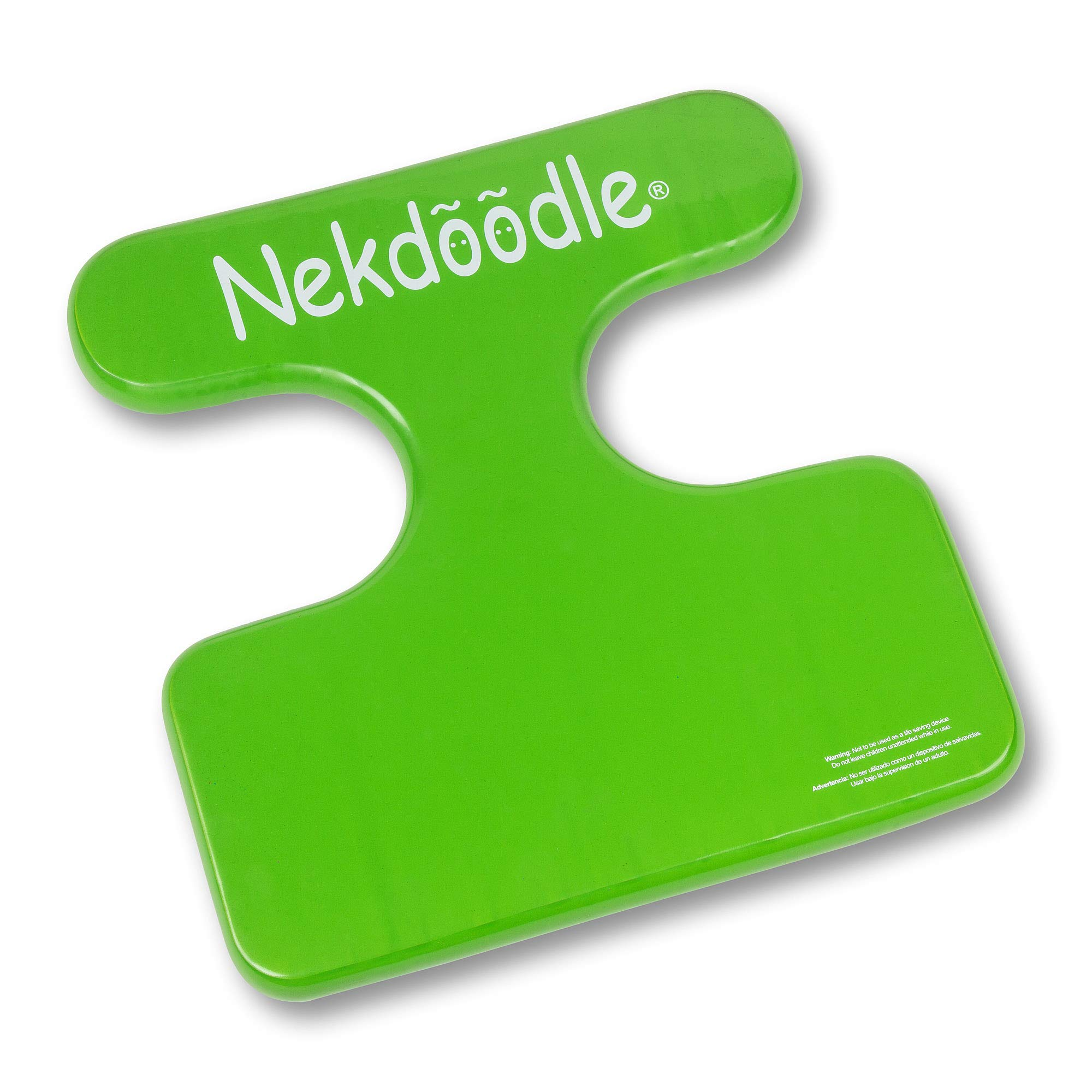 Nekdoodle Floating Pool Seat - Lime Green