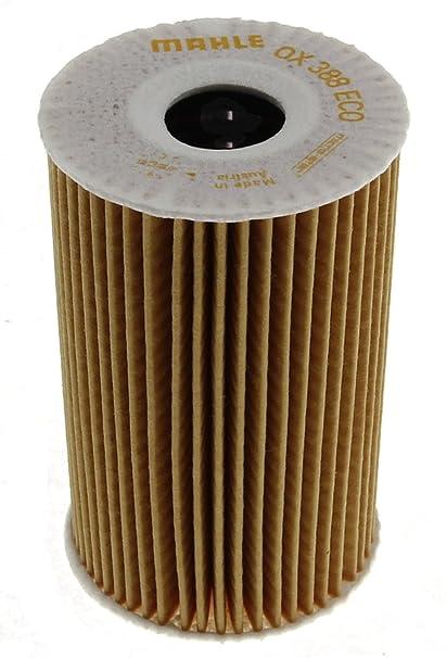 Mahle Filter OX388D Filtro De Aceite