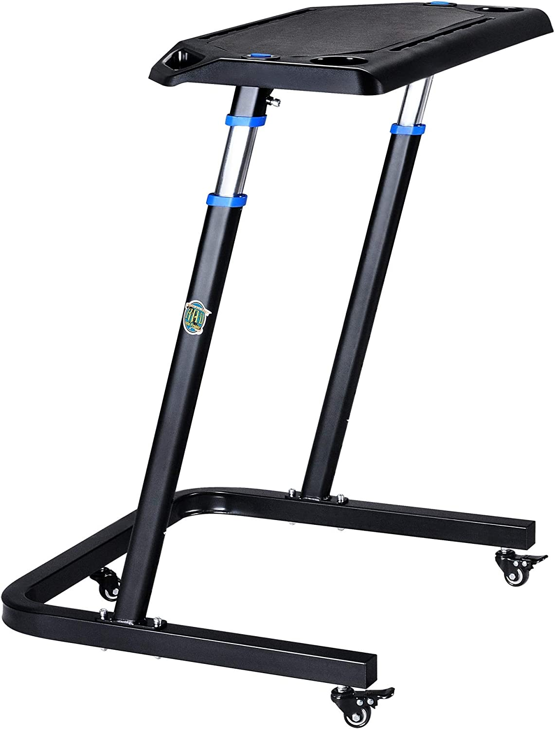 RAD Cycle Products Adjustable Bike Trainer Fitness Desk