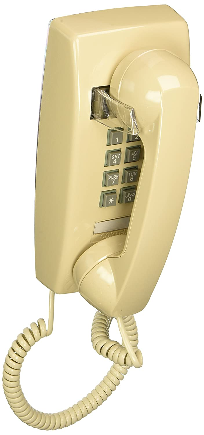 c3aee0ad48d Amazon.com   Cortelco 255444-VBA-20M Wall Phone with Volume Control - Ash    Corded Wall Phone   Electronics