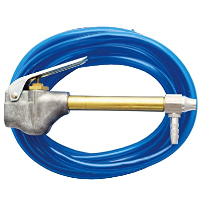 Milton (S-157) Siphon Spray-Cleaning Blow Gun & Hose Tubing Kit - Made For Use with Liquids - 150 PSI: Home Improvement