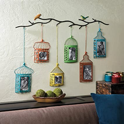 Amazon Birdcage Photo Frame Decor Home Decorative