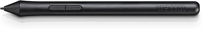 Wacom CTH-690/K3-CX Intuos 3D Medium Pen and Touch Tablet Black Graphic Tablets at amazon