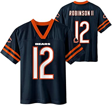 Allen Robinson Chicago Bears Navy #12 Youth 4-20 Home Player Jersey