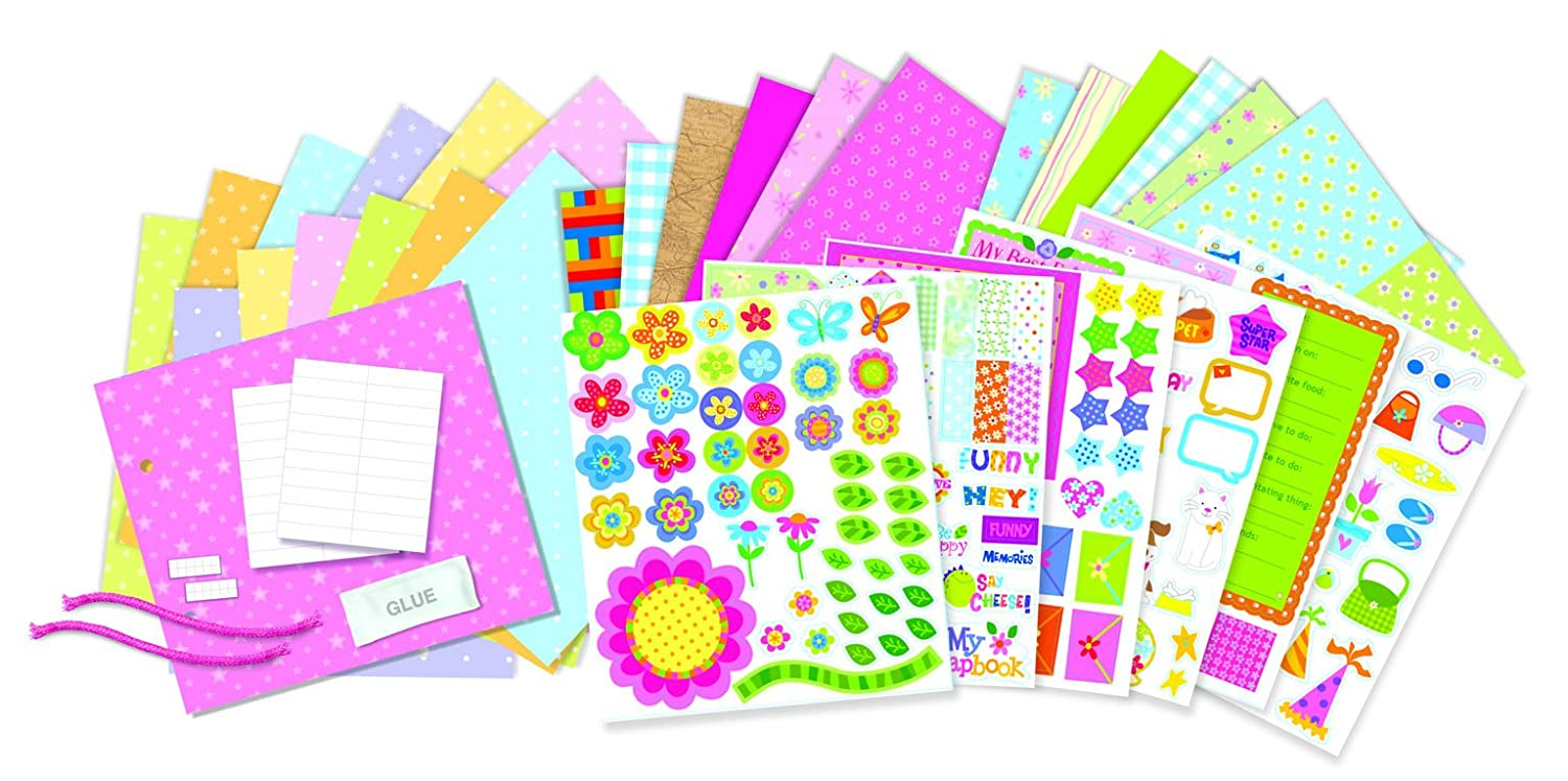 4M Make Your Own Scrapbook