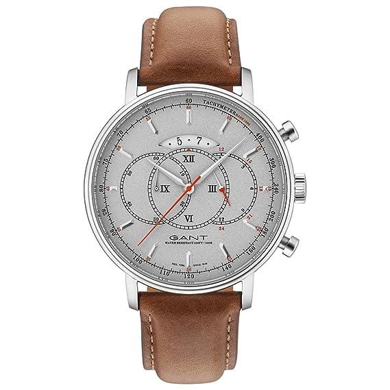 93a5e65b3357 GANT CAMERON W10899 Cronógrafo para hombres  Amazon.es  Relojes