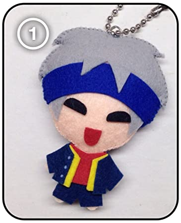 Amazon com : NCT U Taeil - Without You KPOP Handmade Doll Keychain