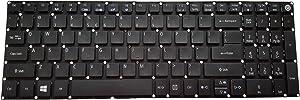 Laptop Keyboard for Acer Aspire A315-33 A315-52 E5-522 E5-522G E5-523 E5-523G E5-532 E5-532G E5-552 E5-552G E5-553 E5-553G E5-573 E5-573G E5-575 E5-575G no Backlit