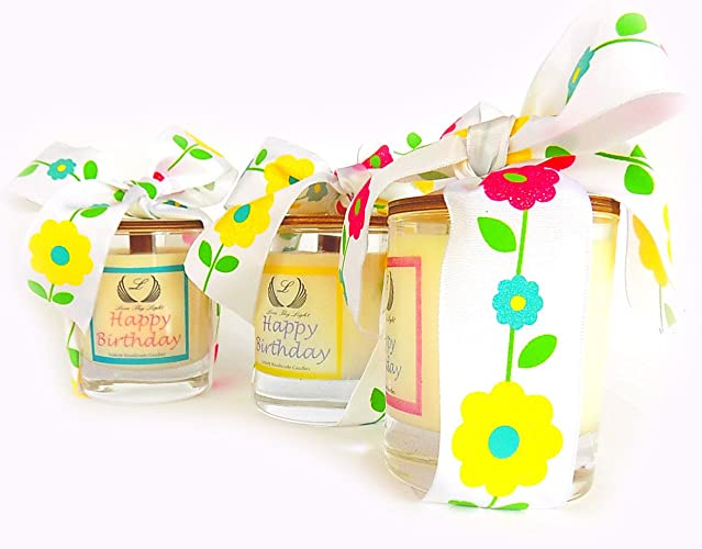 Luxury Handmade Scented Soy Candles