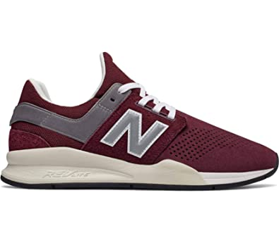 new balance color burdeos