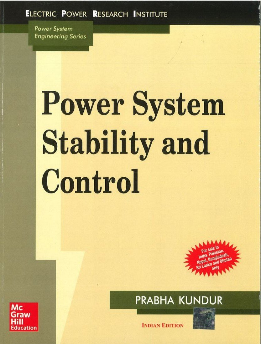 Download Power System Stability and Control ebook