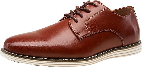 6. VOSTEY Men's Casual Dress Shoe