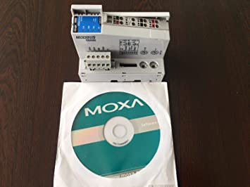 Moxa ioLogik 4000 Series Library Driver PC