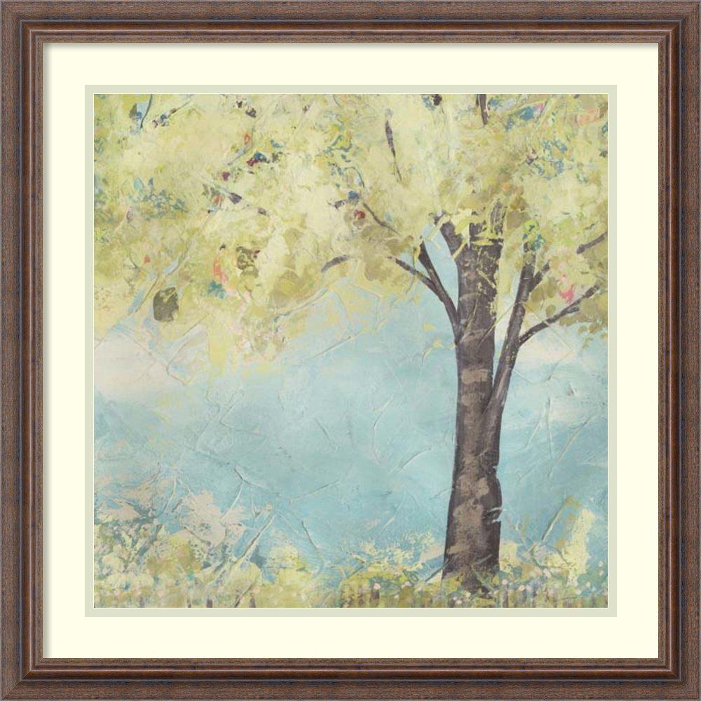 Amazon.com: Framed Art Print \'Glen Arbor I\' by June Erica Vess ...