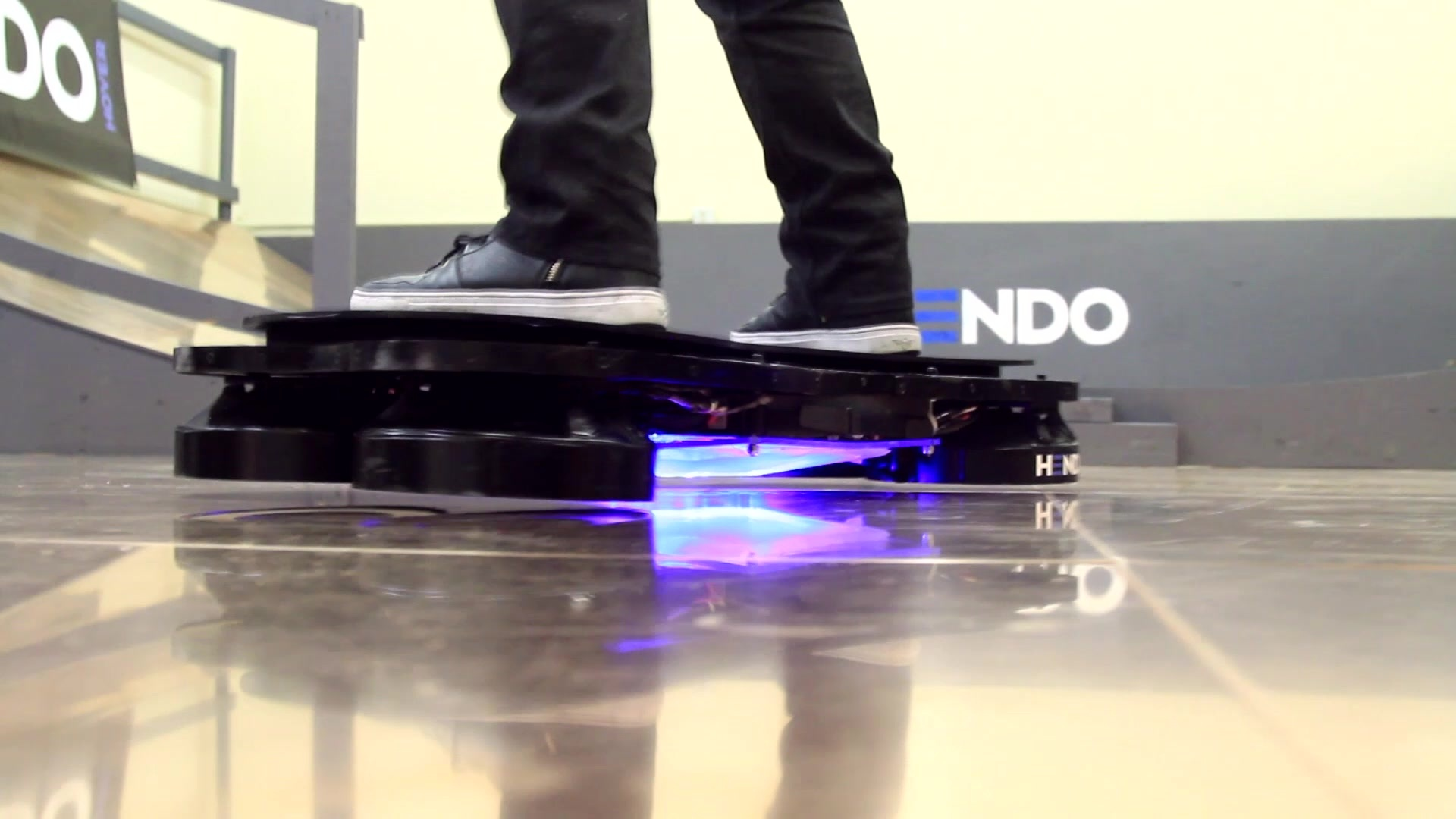 The Arx Pax Hendo Hoverboard