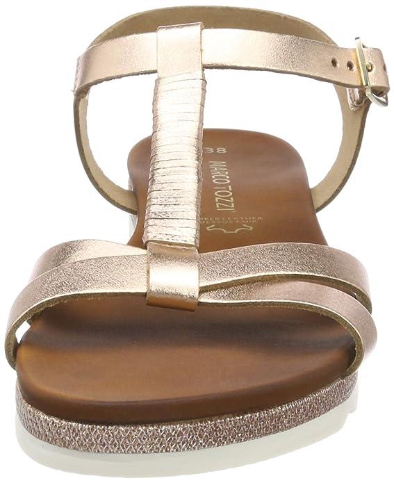 Marco Tozzi Premio Damen 28629 Slingback Sandalen  Amazon.de  Schuhe    Handtaschen fcb3fe6caa