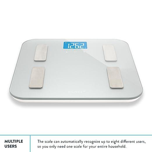 Balance High Accuracy Bathroom Scale by Greater Goods
