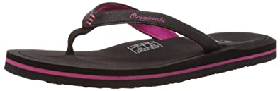 Lee Cooper Women's Rubber Flip-Flops and House Slippers Flip-Flops & House Slippers at amazon