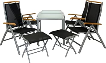 IB-Style - DIPLOMAT-Quadro S   salon de Jardin   5 Variantes ...