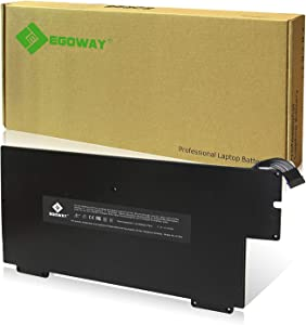 37Wh/5100mAh Replacement Battery A1245 A1237 A1304, Made for Early/Late 2008 Mid 2009 Mac Book Air 13 inch