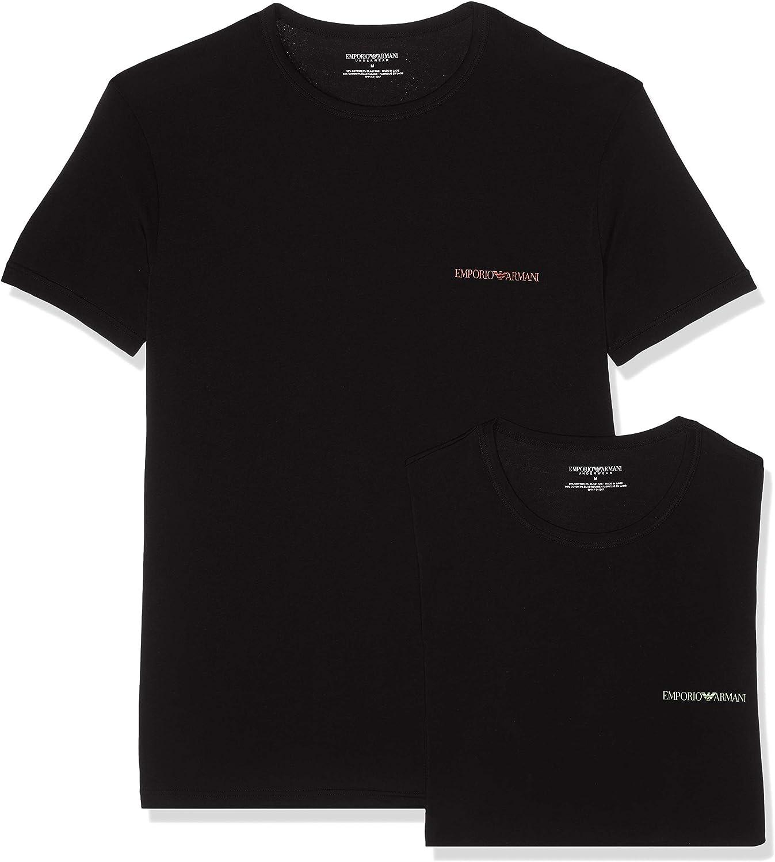 Emporio Armani Underwear Camiseta para Hombre