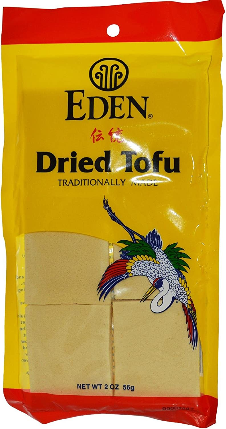 Eden Foods Dried Tofu - 2 oz