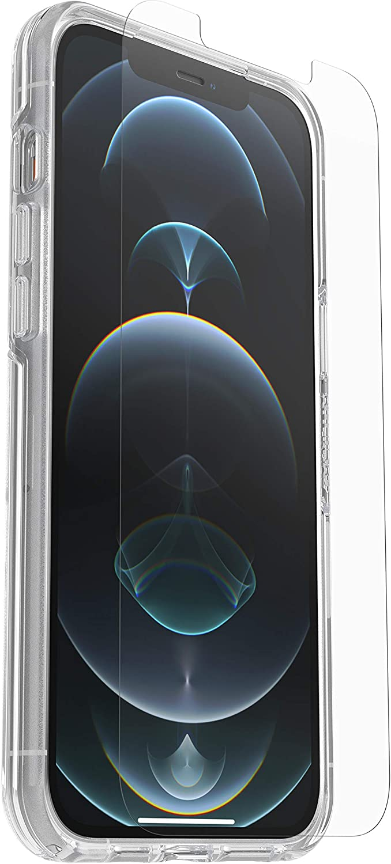 Otterbox Symmetry Clear Schutzhülle Und Performance Glass Displayschutz Für Apple Iphone 12 Pro Max Transparent
