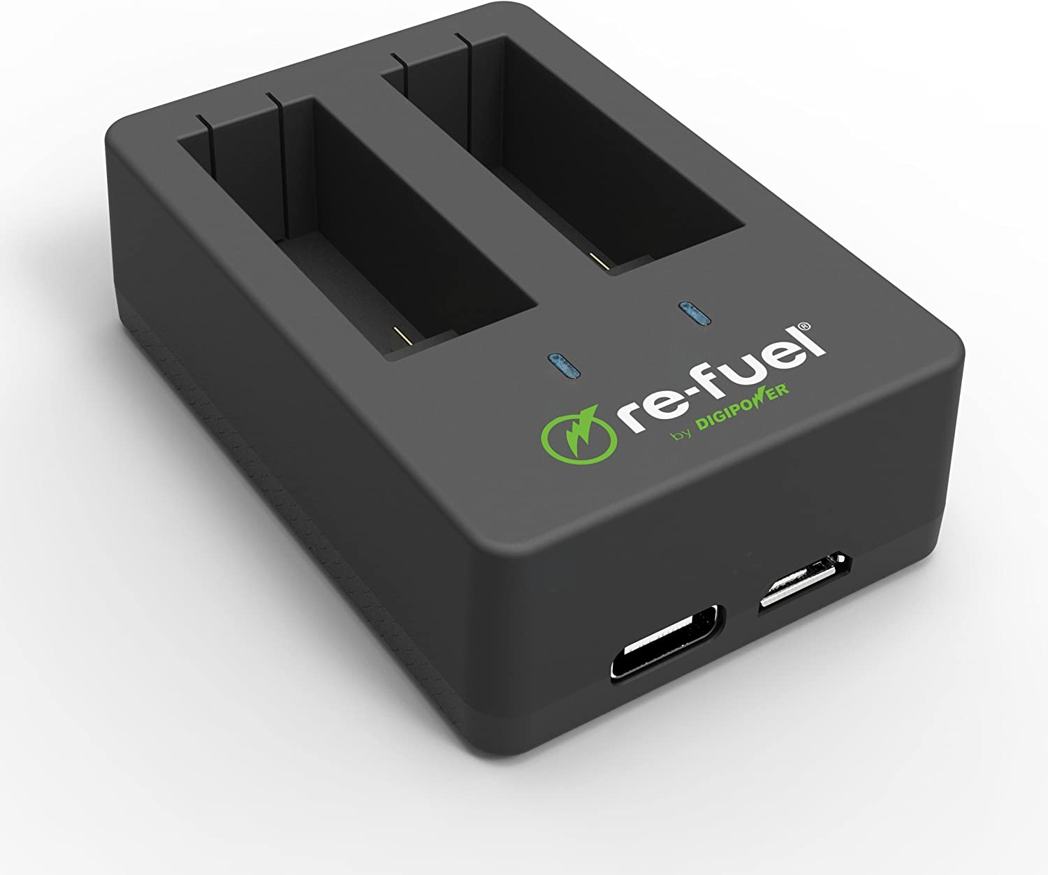 GoPro Auto Charger with Dual USB Ports Renewed