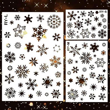 Schneeflocke Muster Schneeflocke Vektor Material 8