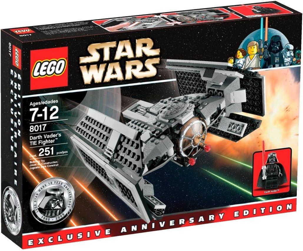LEGO Star Wars Darth Vader's TIE Fighter (8017)