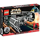 lego star wars darth vaders tie fighter 8017