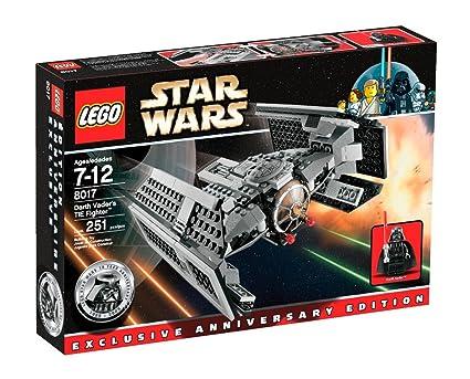 Amazon Lego Star Wars Darth Vaders Tie Fighter 8017 Toys