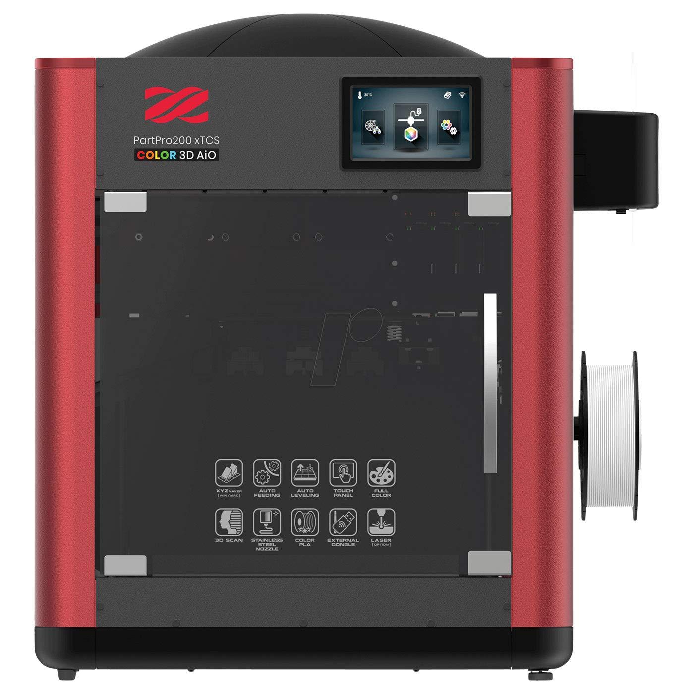 XYZprinting Da Vinci Color AIO 3D Drucker Tintenstrahldrucken ...