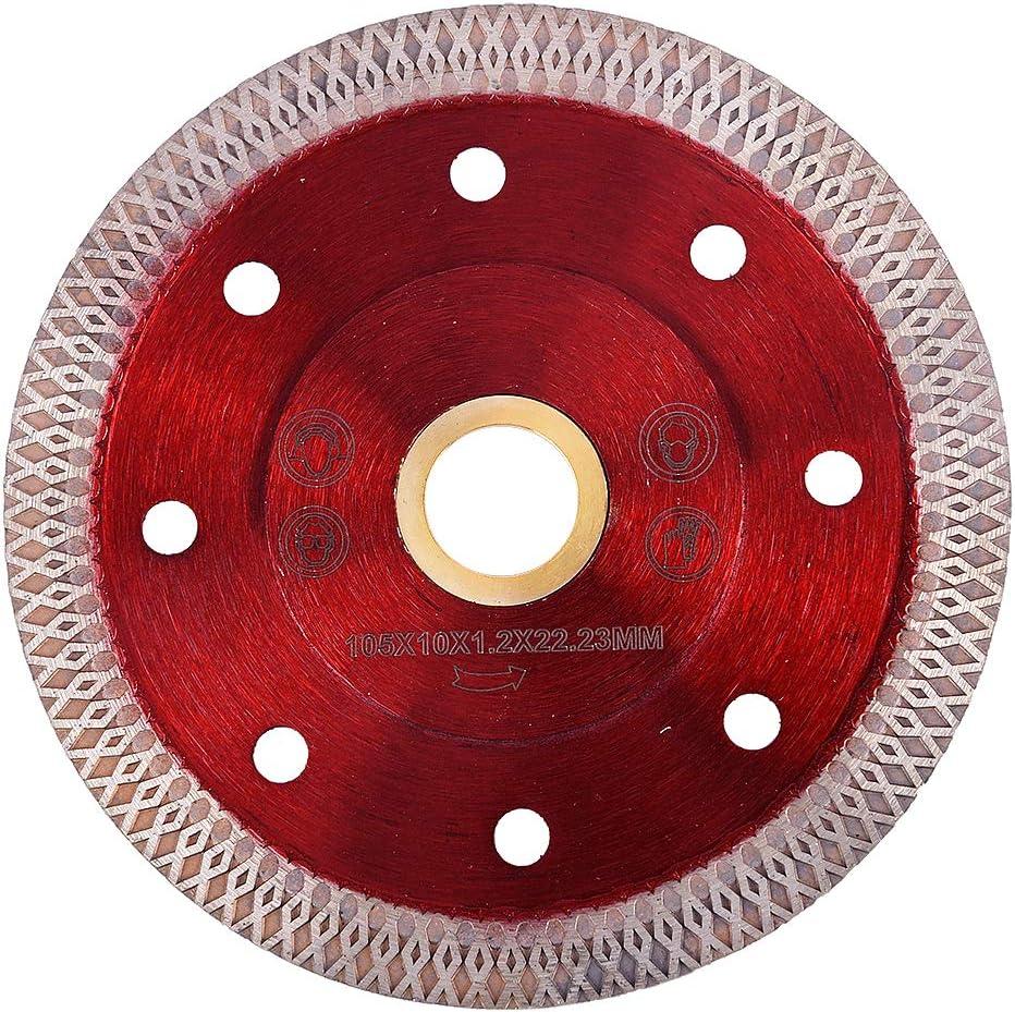 "8""D8mm Super Thin Diamond Ceramic Saw Blade Porcelain Cutting Blade for  Cutting Ceramic Or Porcelain Tile"